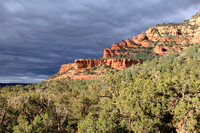 Heading in to Secret Cyn Sedona